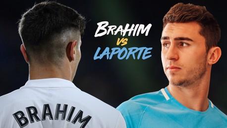 Laporte v Brahim: ¡Duelo en el FIFA 20!