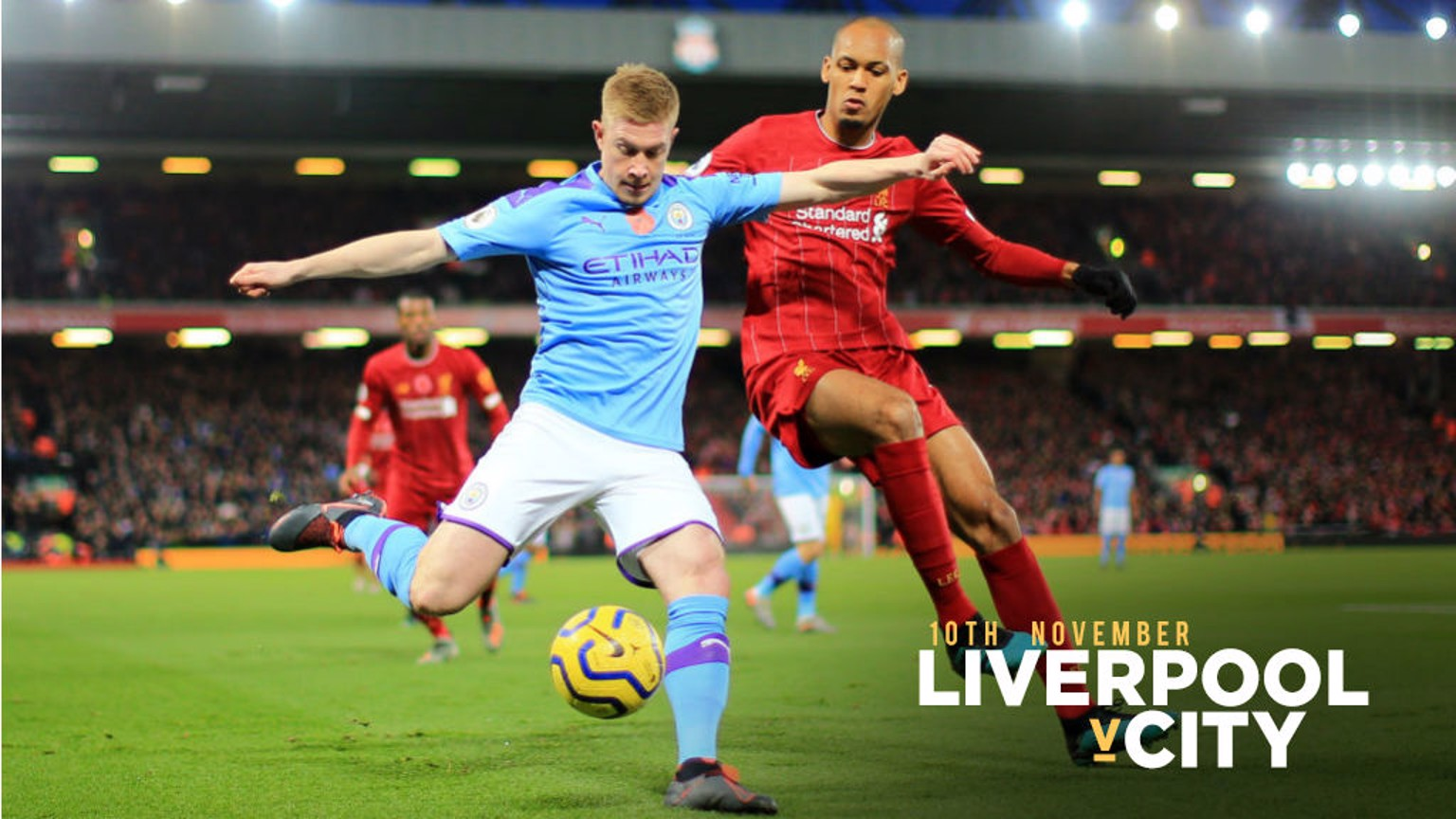 City suffer Anfield disappointment