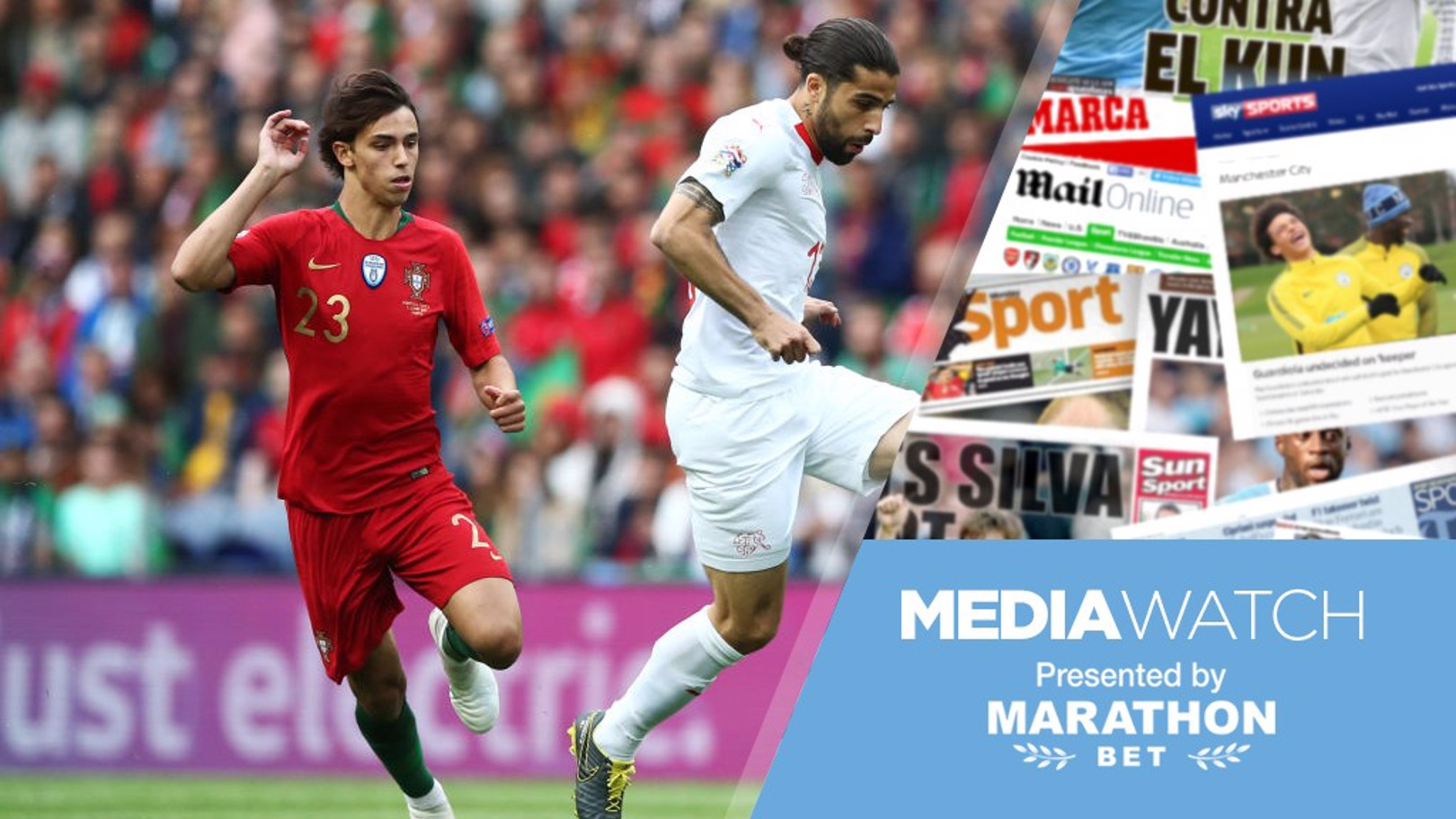 RUMOUR MILL: The press continue to link City with Joao Felix.