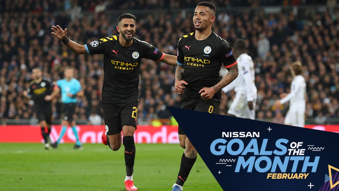 PILIH: Nissan Goal of the Month
