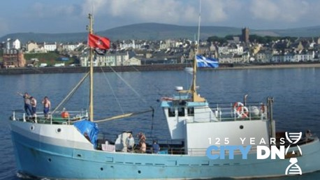 City DNA #46: Planes, trains… and fishing trawlers