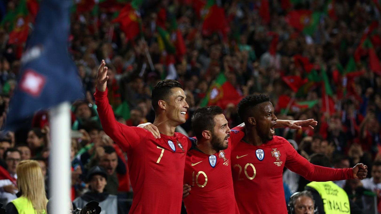 Bernardo décisif dans la victoire du Portugal