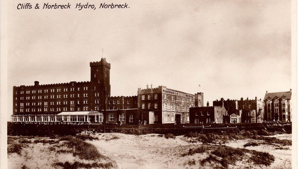HOTEL : Norbreck Hydro, Blackpool