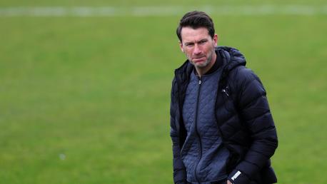 Gareth Taylor post spurs match