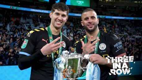 La victoire en Carabao Cup en chiffres