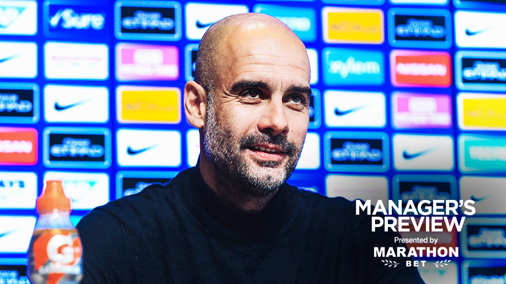 PRE-MATCH: Pep Guardiola speaks to the media ahead of Burnley.
