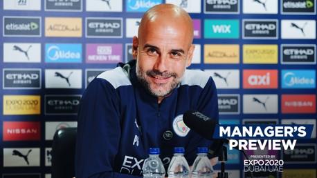 City v Burnley: Guardiola Berikan Kabar Tim