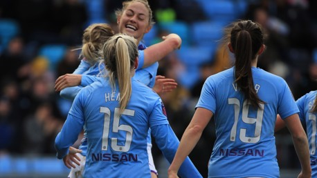 FA WSL highlights: City 3-3 Chelsea