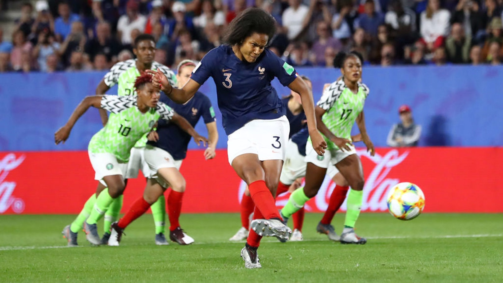 World Cup Daily: France's spot of good fortune