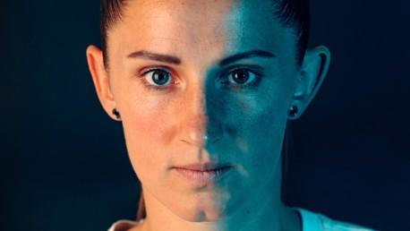 FOCUSED: Abbie McManus in the spotlight