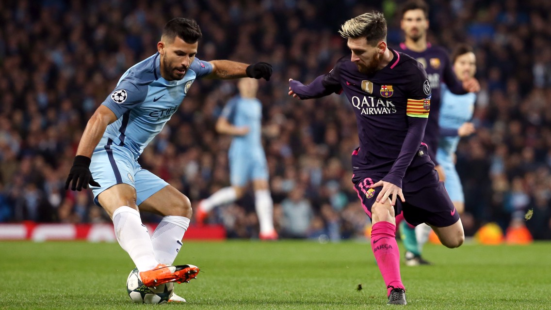 CITY+ Assiste junto: City 3x1 Barcelona