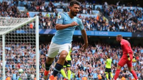 Classic highlights: City 6-1 Huddersfield 2018