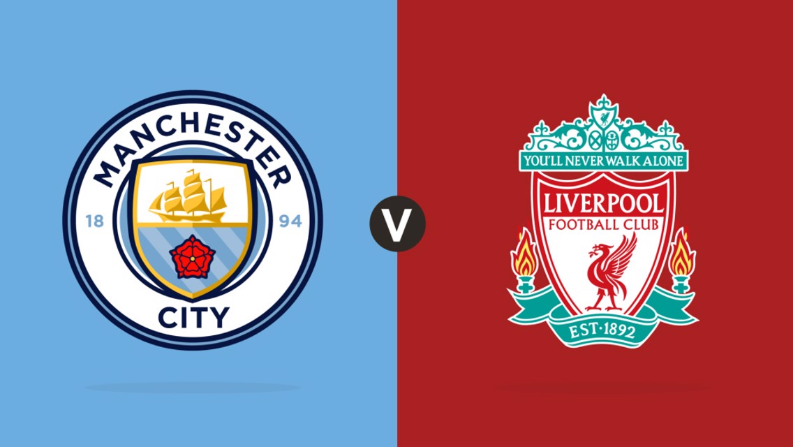 Man City v Liverpool: MATCH DAY LIVE
