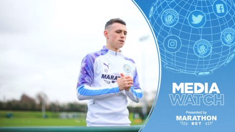 MEDIA WATCH: Phil Foden has been praised