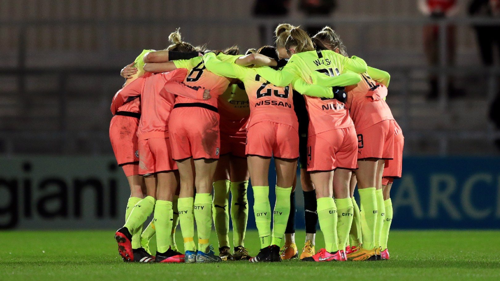 POSTPONED: City's game against West Ham Women has been postponed