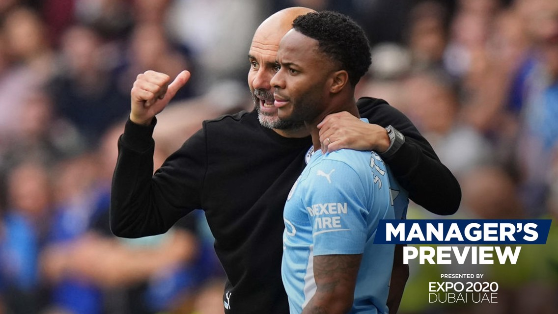 Guardiola not doubting Sterling's importance