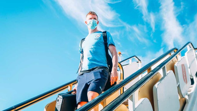 BLUE-HOT FORM : Here's hoping Kevin De Bruyne will continue his sensational spell