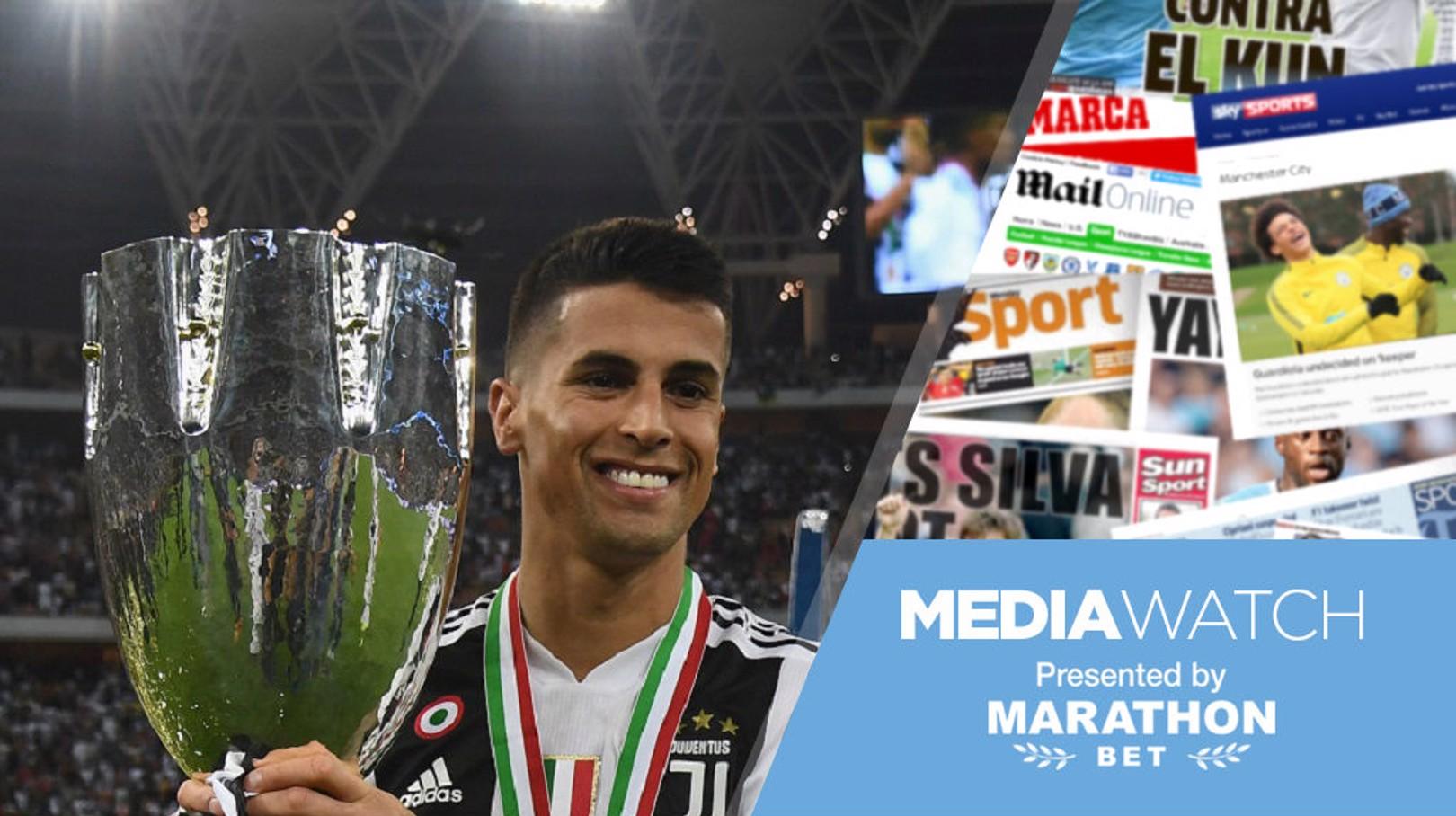 Gossip: City close in on Juventus defender?