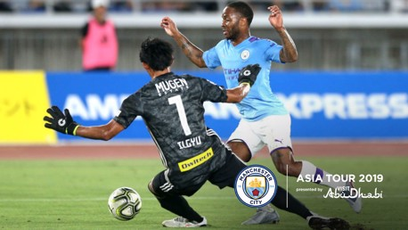 Yokohama v City: Brief highlights