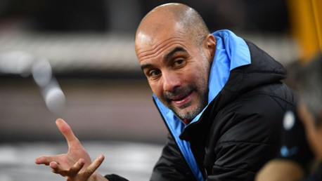 Guardiola: I'm not thinking about the title