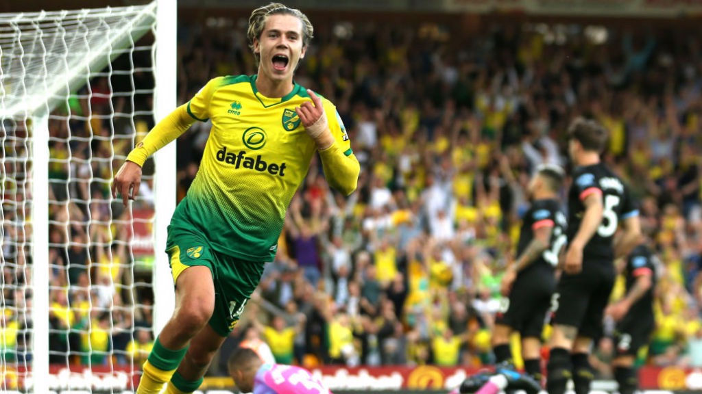 Norwich renverse les Citizens