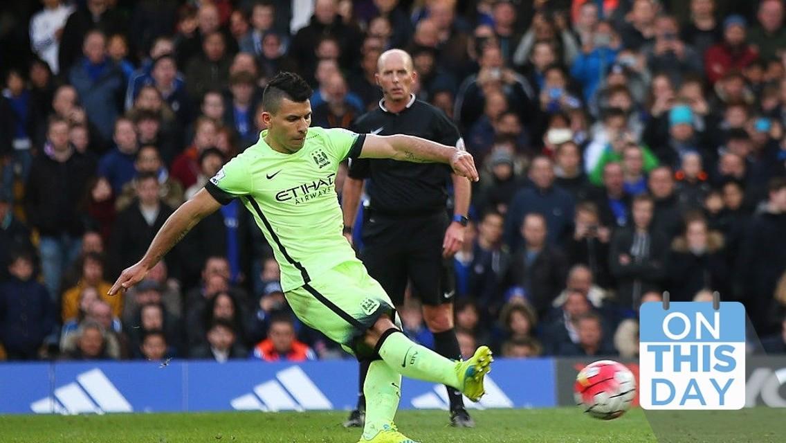 Ce Jour Là : Agüero met un triplé, Yaya marque lors du derby à Wembley