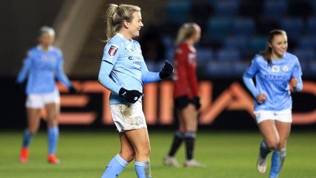 Hemp: I'd always dreamed of playing in a Manchester Derby
