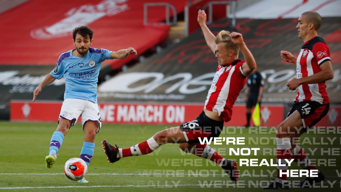 Bernardo expects City to bounce back