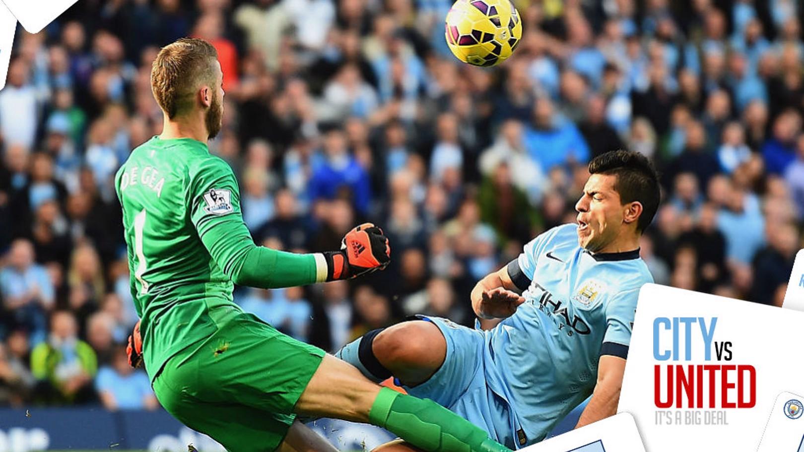City vs United : Les matches dans le match