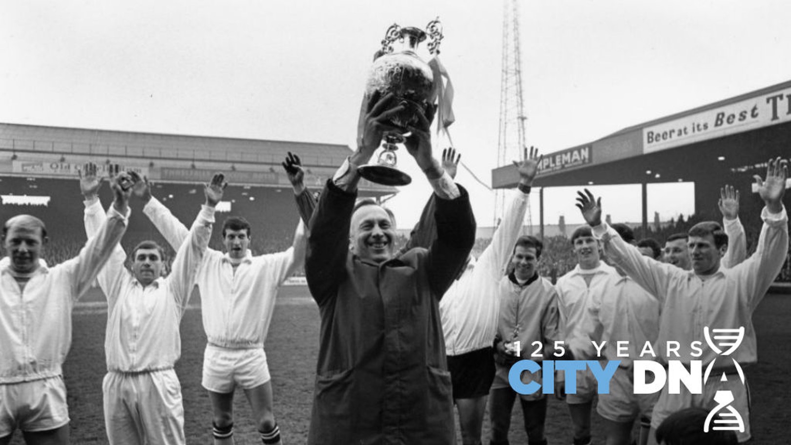 City DNA #40: Joe Mercer - City's Maine man