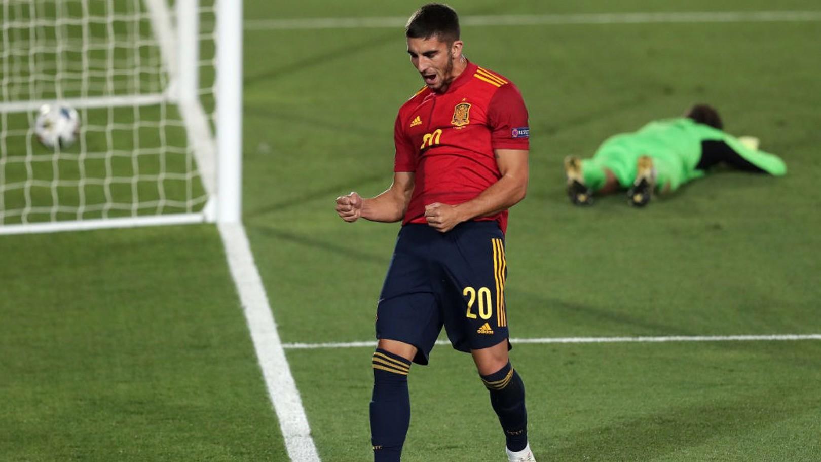 Ferrán Torres e João Cancelo marcam na Nations League