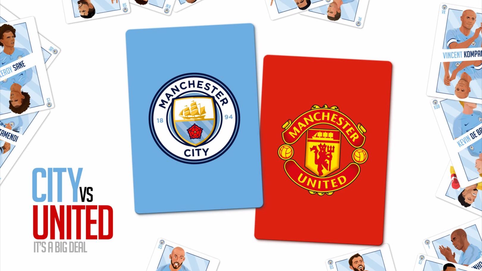 MATCHDAY LIVE: Manchester City v United