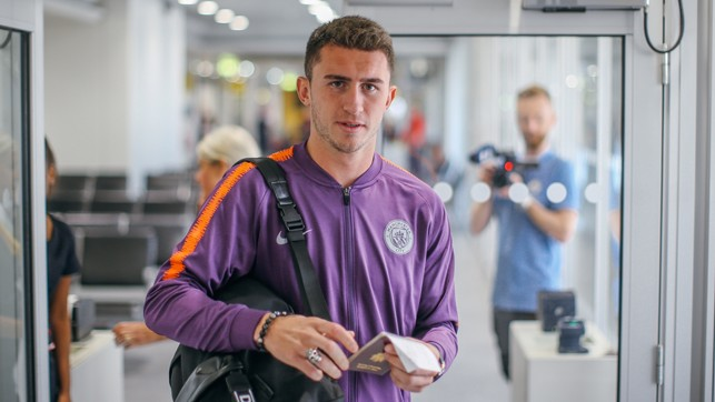 CHAMPIONS LEAGUE : Laporte is ready for the challenge.