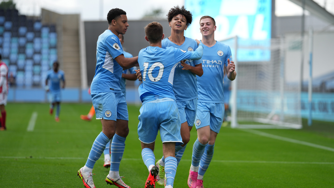 EDS held in action-packed Arsenal draw