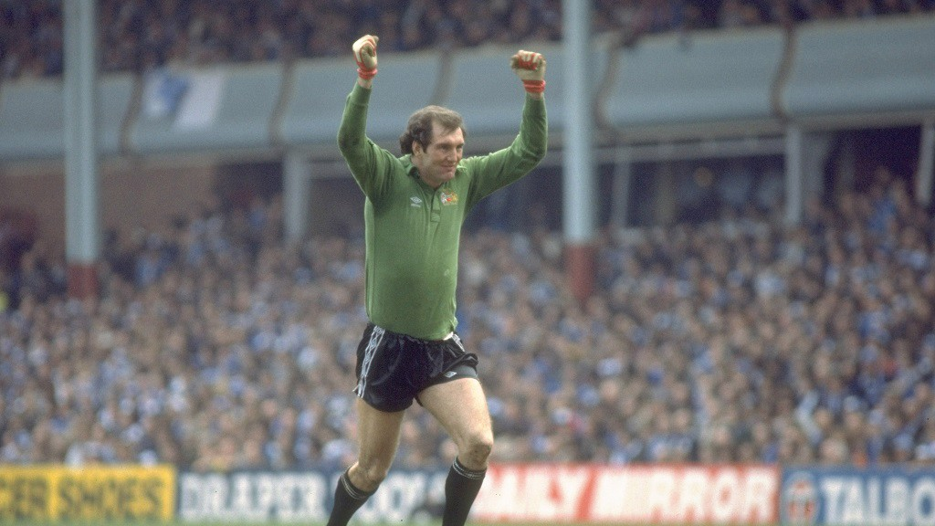 Joe Corrigan : Helen supplied his lucky heather sprig