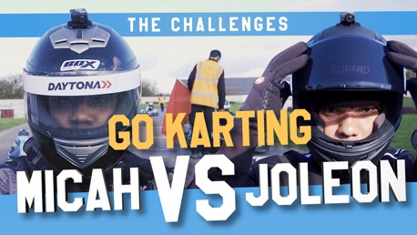The challenges | #3: Go karting