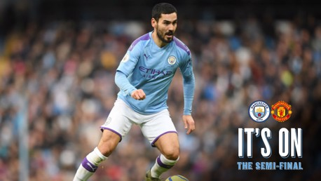 DERBY MEMORIES: Ilkay Gundogan sat down with CityTV