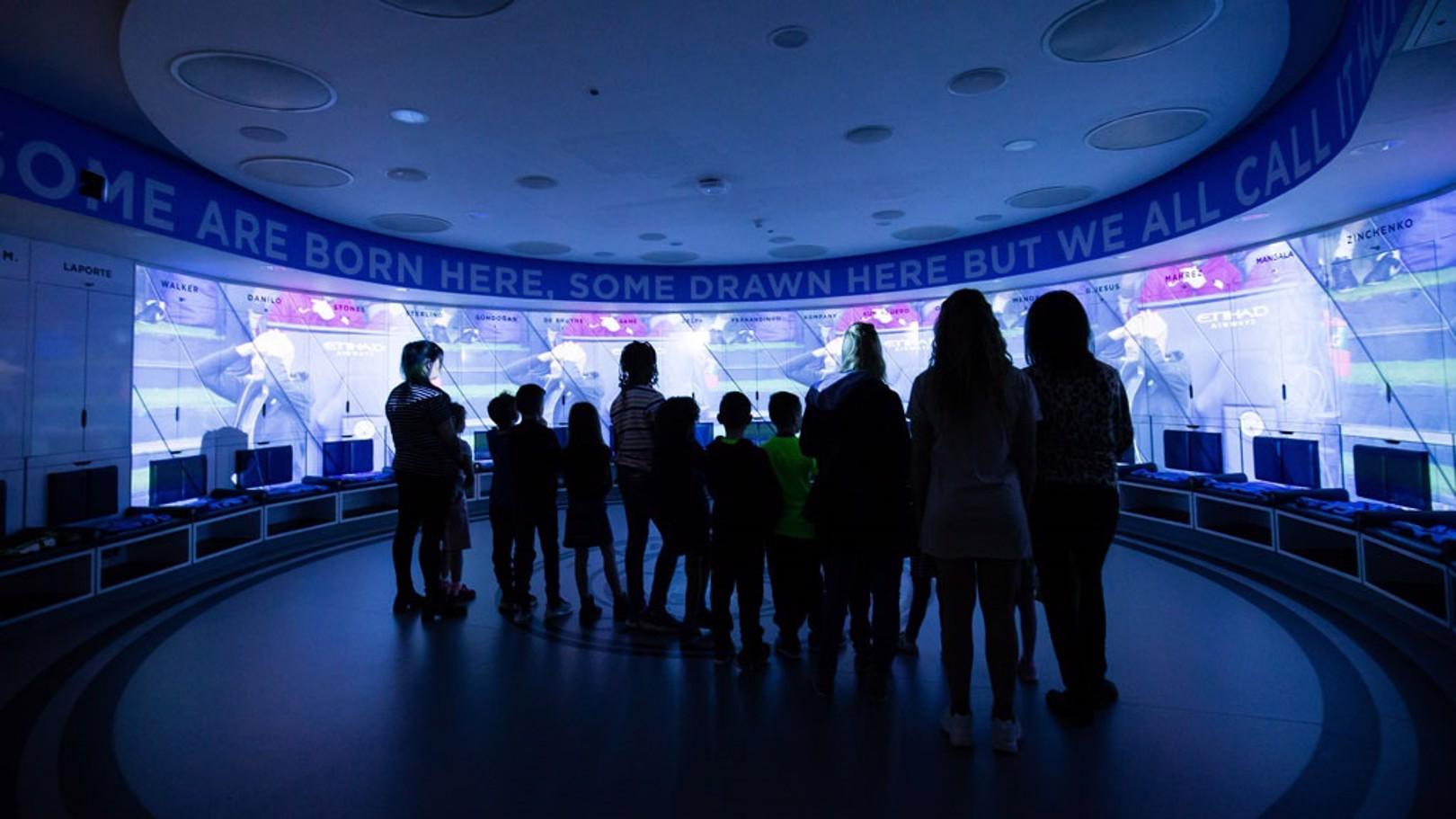 Novo tour no estádio comemora 125 anos de Clube