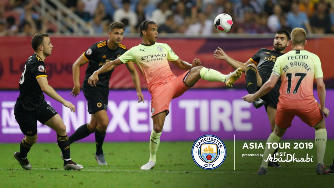 ASIA TROPHY: City were beaten on penalties in this year's final in Shanghai