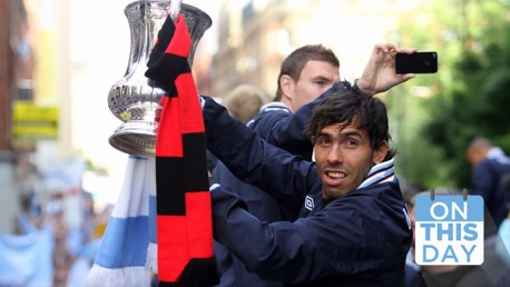 On this day: An FA Cup homecoming