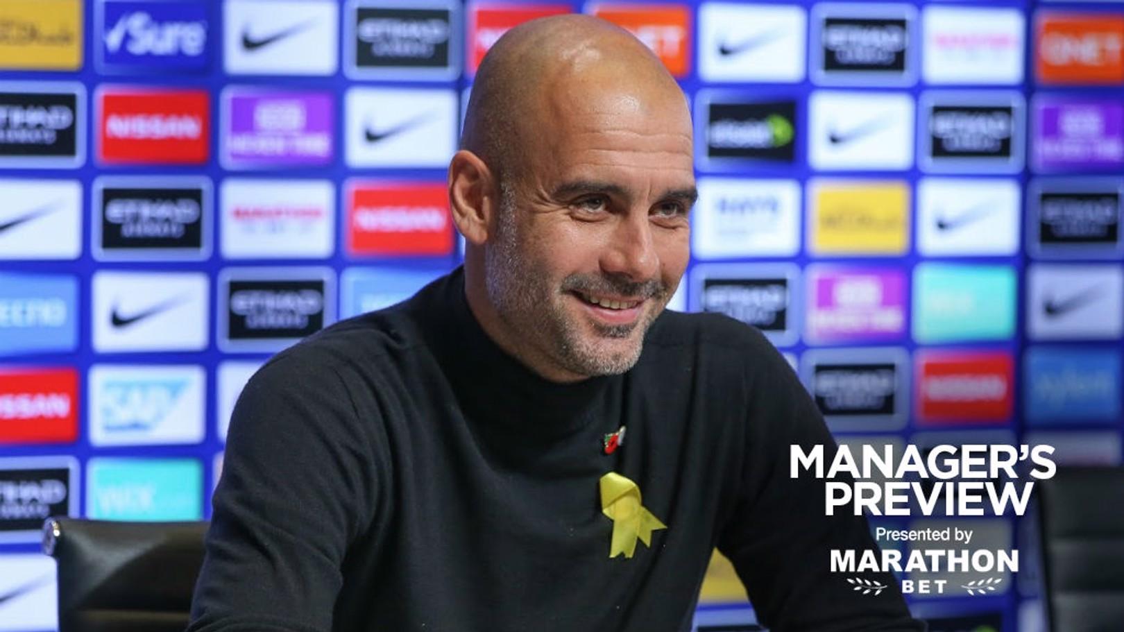 Man City v Man Utd: Team news update