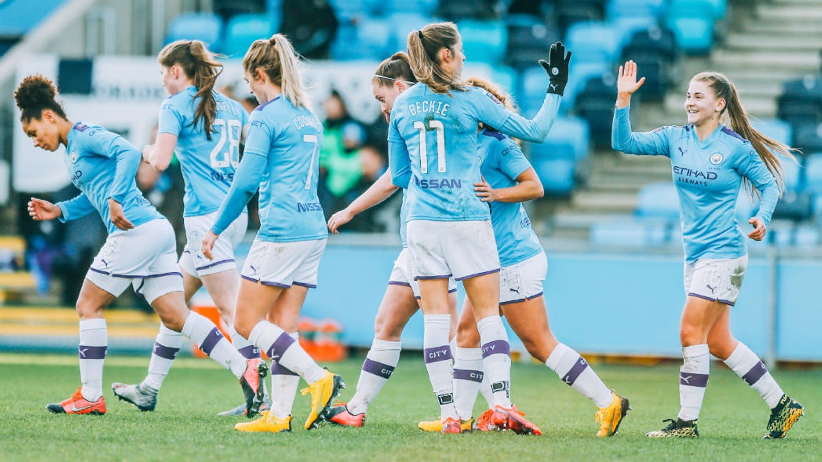 FA CUP: City are through to the quarter-final after our 10-0 win over Ipswich