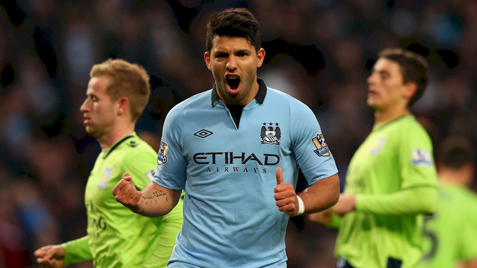 Kilas Balik - Lima Laga Menarik v Aston Villa