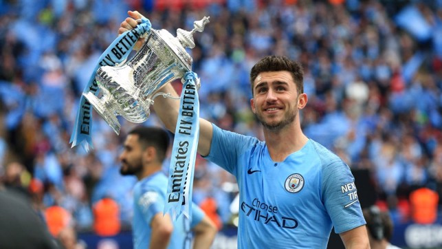 FOURMIDABLE FRENCHMAN : Aymeric Laporte