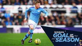 Vote for your Nissan Goal of the Season!