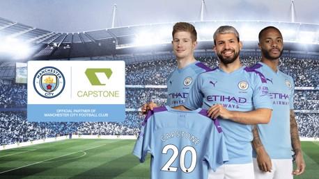 City agree regional partnership with Capstone Games