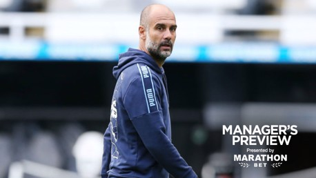 Newcastle display City's ideal template - Guardiola