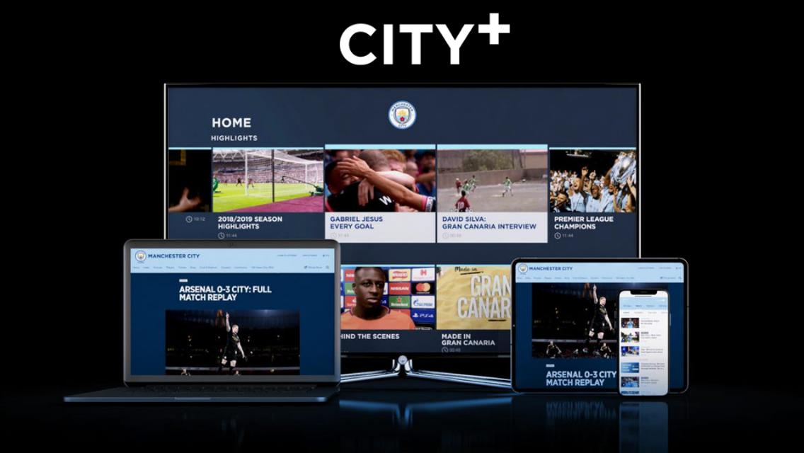 تطبيق CITY+ مجانا حتى عودة الحياة لكرة القدم