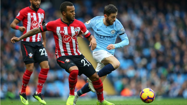 STAR ON SUNDAY : Bernardo Silva looks to set up another City attack