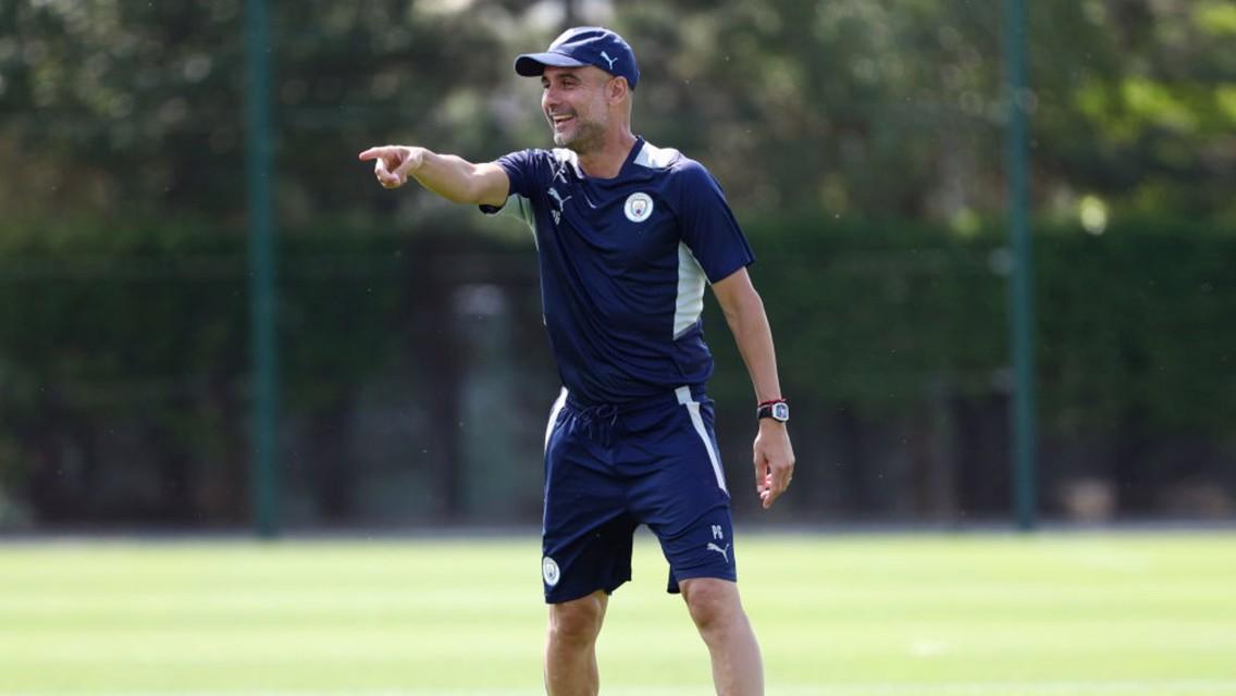 Guardiola: Kuartet Inggris Akan Menuai Manfaat Dari Pengalaman Di Euro